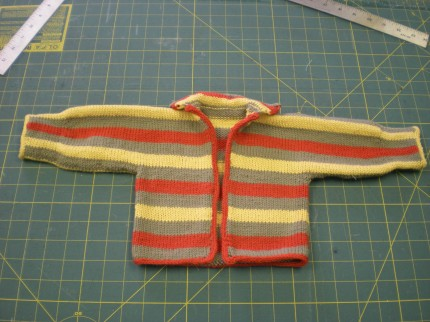 allison's baby sweater