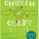 Boise Church of Craft Flyer